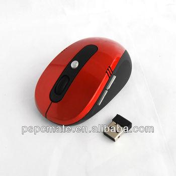 Shenzhen Unique Computer Accessories 2.4Ghz Wireless Mouse