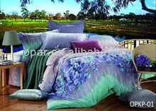 100% cotton romantic style bedding set