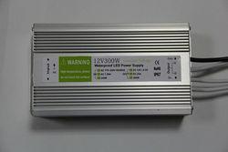 12V 300W waterproof electronic led driver