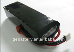 RC Airplanes battery 18.5v 5000mah 50C discharge rate