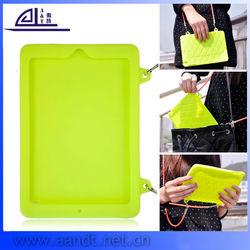 Handbag Sharp Cute For New iPad Silicon Case