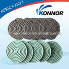No Smoke Mosquito Coil,Black Mosquito Coil, plant fiber mosquito coil home product