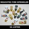 UL Listed Brass Fire Sprinkler