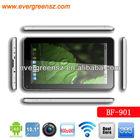 """Allwinner a10 1.5ghz Boxchip A13 Dual Cameras 9"""" Tablet"""