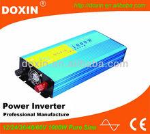 1000 watt DOXIN Intelligent Pure Sine Wave Inverter 1000w 12v 230v