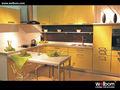 placa de partícula melamined armário de cozinha