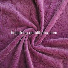 super soft 100%polyester velvet fabric for sofa, chair, cushion,upholstery,velour fabric