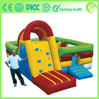 JT-7801B Attractive carousel jumping bouncer inflatable,cheap inflatable bouncers for sale