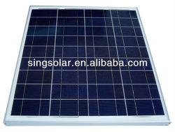 Singfo Energy Polycrystalline 60Watts Mitsubishi Solar Panel