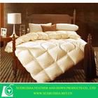 hotel quilt 80% white goose down wholesale duvet covers