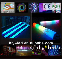 Led digital tubes RGB with IC DC24V led controller needed