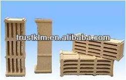 High alumina refractory brick LZ-75/65/55/48 SK-32/34/36/38