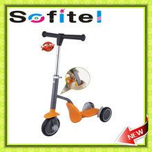 New Big Wheels Baby Kick Scooters