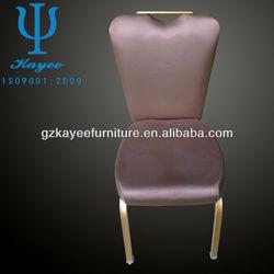 2013 high class modern hotel banquet chair or cheap aluminum meeting chair or banquet chair KYF-J011