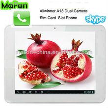 Mapan a13 7 pulgadas 2g gsm tablet ranura descargar juegos gratis móvil/gsm baratos androide tablet