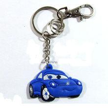 promotion car pvc key chain