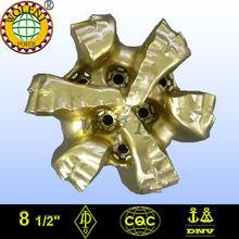 """8 1/2"""" diamond oil drilling bit"""