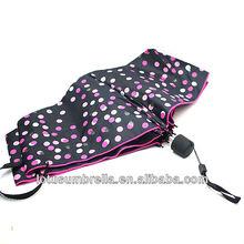 """21""""*8k 3 fold ladies umbrella,umbrella 3 fold"""