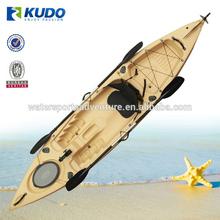 2014 Hot-seller Extreme Fishing Plastic Cheap Kayak