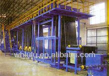 waterproof membrane plant/asphalt waterproof membrane plant/SBS APP waterproof membrane production line