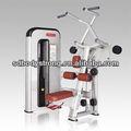 Hot vente paillage machine de conception professionnelle bw-012b haute pull pull down/lat machine