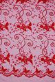 hot venda de contas e paetês bordados rendas vestido de noiva tecido