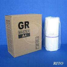 digital duplicator master/GR A4 for Riso