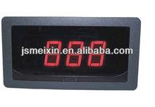 Ampere meter used in welding machine