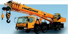 hydraulic mobile truck crane 100 ton