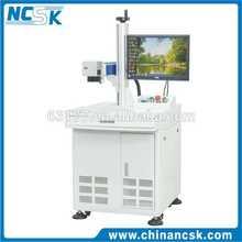 NC Fiber Laser Marking Machine engraving machine for nameplates