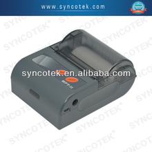 Bluetooth thermal pocket printer