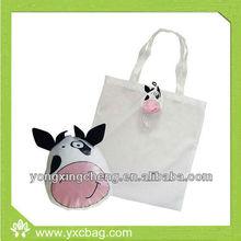 Fruit and Vegetables Folding Shopping Bag Animal Shape