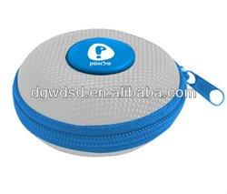 colorful custom bluetooth eva earphone case