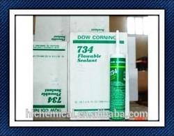 Flowable Adhesive Sealant RTV silicone Dow Corning 734