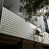 BST 3d outdoor wall covering, fireproof waterproof