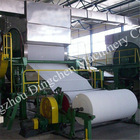 Top quality toilet/ tissue paper making machine from Dingchen Machinery