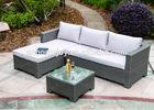 Modern Style Design Wicker Sofa Set/Wicker Sofa/Wicker Corner Sofa