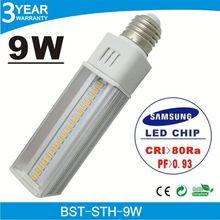 G24 2pin 4pin G23 E27 etc holders available G24d-2 led pl light bulb lamp