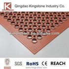 oil resistant/oil proof rubber anti-fatigue kitchen matt