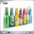 venta al por mayor de aluminio vacía botella de cerveza