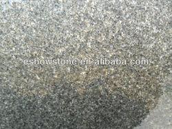 G301 Flamed jinan black granite