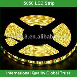 12v waterproof 60leds smd 5050 led strip rgb