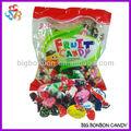 venta al por mayor de frutas ovalada caramelo duro