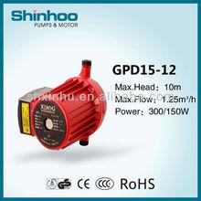 GPD15-12High efficiency geothermal system heating pump