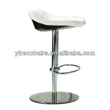 leisure tall bar chairs/lifting bar stools with metal leg/bar stool footrest covers
