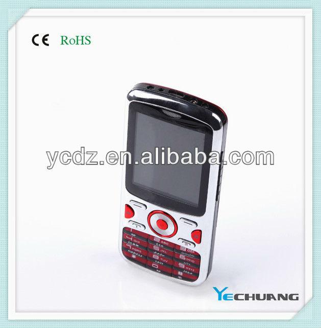 중국 최저 가격 작은 크기의 검은 색 시장 모바일 전화