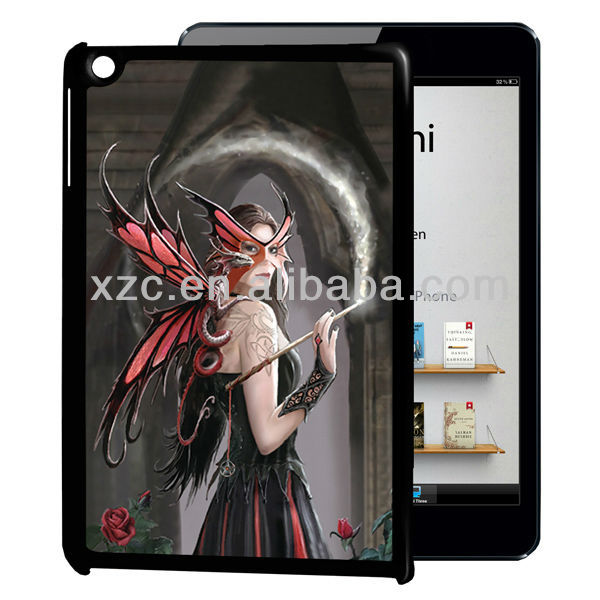 Sexy girl 3D design for ipad mini case