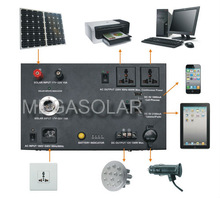 600W Portable Solar Kit for laptop 2013- Model: MS-600PSS