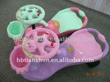 high quality cheap price baby swing car, children plasma twist car---Tianshun factory