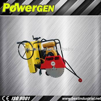 Top Quality!!!Road Machinery Honda Engine Concrete Floor Saw Machine